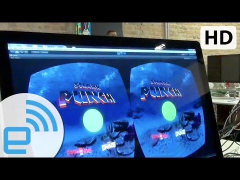Chaotic Moon Studio's Shark Punch | Engadget at SXSW