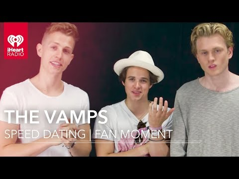 The Vamps Get The Chance To Date A Lucky Fan! | Speed Dating