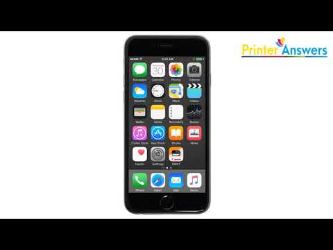 Canon mx492 Printer Wireless setup || Cable less Connection With iPhone || #PrinterAnswers