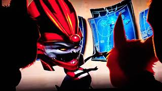 Ratchet & Clank Future A Crack In Time The Fall Of  The Lombaxes Play Station 3