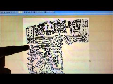 Rosalind Franklin Google Doodle.Illuminati Freemason Symbolism. The Rapture. - Smashpipe People Video