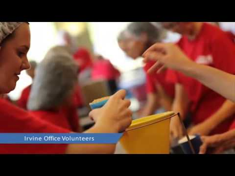 Fluor Cares: Packing Food for Kids around the World