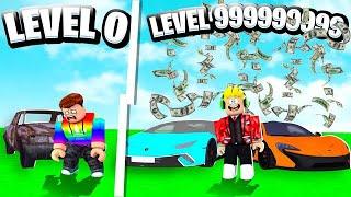 Dad & Son BUILD $10,000,000 CAR DEALERSHIP (Roblox Tycoon)