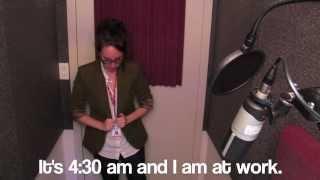 Ona je dala otkaz u VELIKOM STILU (VIDEO)