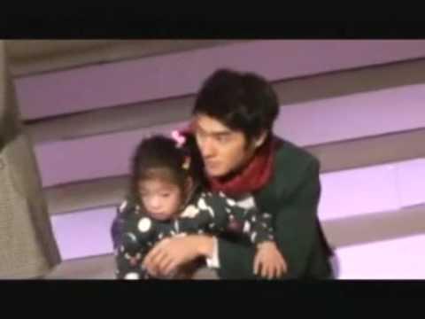 siwon and kids