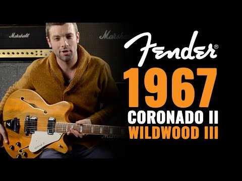 1967 Fender Coronado II Wildwood III