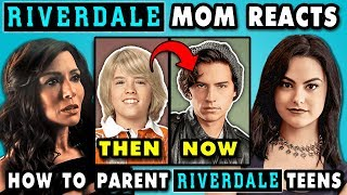 Riverdale Mom Reacts To How To Parent Riverdale Teens (Marisol Nichols)