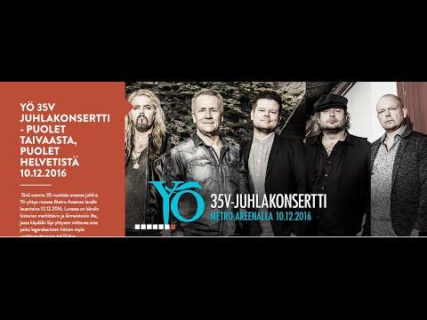 Radio SUOMIPOP & OLLI LINDHOLM - YÖ-YHTYE (35 Anniversary) ★ MIJAS NATURAL (Beauty & Hair)