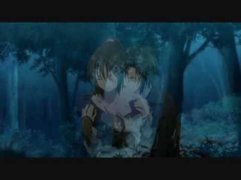 Chizuru and Hijikata - Everytime we touch (slow)