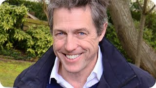 Hugh Grant Revisits Notting Hill… and Invites You for Tea // Omaze
