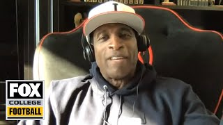 Deion Sanders on top-tier players going to HBCUs: It's time to level the playing field   CFB ON FOX