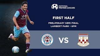 APIA Leichhardt Tigers FC  v  Sydney United 58 FC - Preliminary Semi Final