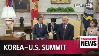 SOUTH KOREA-U.S. SUMMIT
