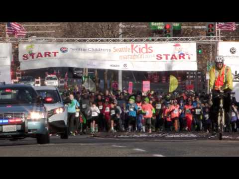 Seattle Marathon Promo 2015