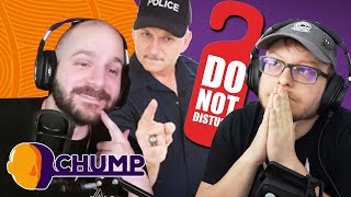 Who Sent SECURITY to a Hotel Room? - CHUMP | Rooster Teeth