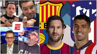 BARCELONA vs ATLÉTICO de MADRID. ¿Se DEFINE La Liga? ¿Le dan una mano al Real Madrid?   Exclusivos