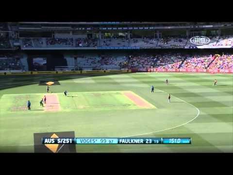 5th ODI AUS v WI - Match Wrap