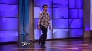 Marquese NONSTOP Scott on the Ellen Show