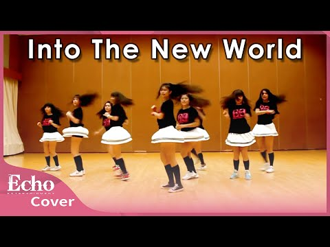 SNSD - Into The New World (Dance Cover) by EchoDanceHK