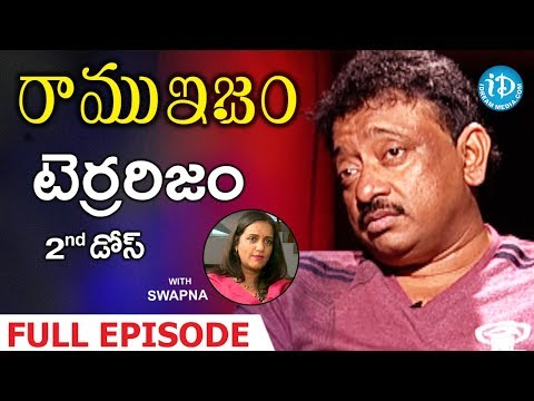RGV speaks about terrorism; full episode; Ramuism 2nd Dose