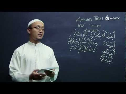 Kajian Anak: Mendoakan Anak yang Baru Dilahirkan - Ustadz Aris Munandar