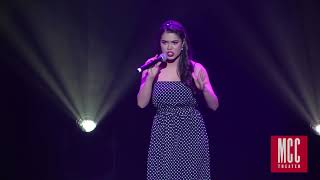 "Auli'i Cravalho (Rise) performs ""Something's Coming"" from WEST SIDE STORY"