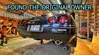 Rebuilding a Destroyed ZR1 Corvette Part 1