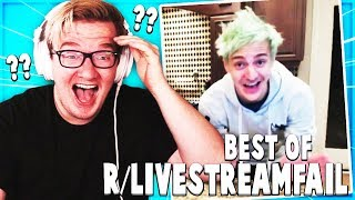 r/LiveStreamFail BEST Of ALL TIME Reddit Posts