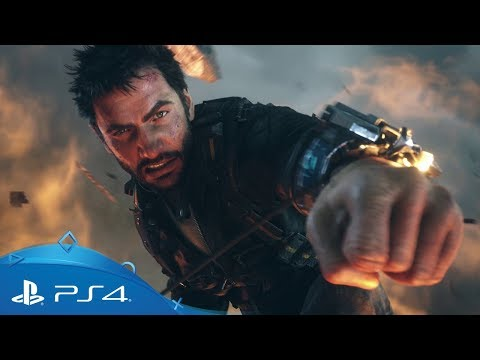 Just Cause 4 | Filmová upútavka Eye of The Storm | PS4