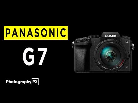 Panasonic LUMIX G7 Mirrorless Camera Highlights & Overview