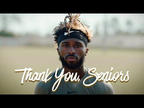2019 UCF Football Senior Tribute