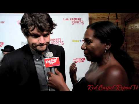 Matt L. Jones at the LA Comedy Shorts Film Festival (LACS) Awards ...