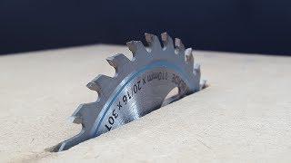 Hướng Dẫn làm cưa bàn mini // cưa bàn dùng motor 775 12v có cơ chế nâng hạ lưỡi