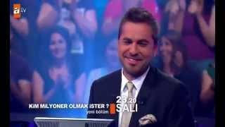 Kim milyoner olmak ister 27 mayıs 2014 349. bölüm fragmanı Engin Altan Düzyatan