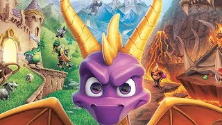 Spyro 3 Year Of The Dragon Reignited Trilogy - ( Part 27 )