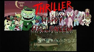 Thriller 👻🎃😈 Happy Halloween! - (HTF + PMV + PPG)