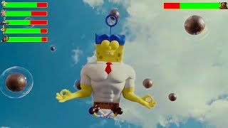 SpongeBob SquarePants ... With HealthBars (HD)