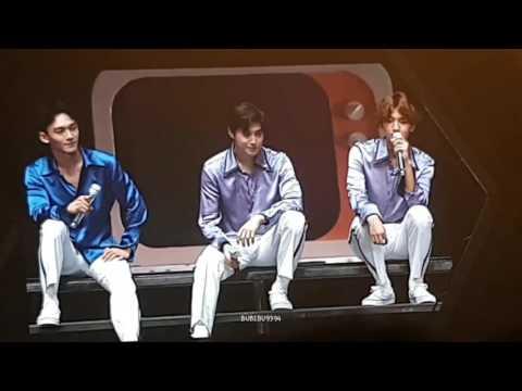 160910 EXO'rDIUM in BKK EXO - Acoustic Medley