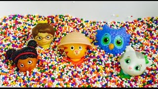 DANIEL TIGERS NEIGHBOURHOOD Toys Rainbow Sprinkles Hiding Game!