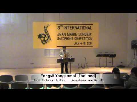 Yongsit Yongkamol Thailand partita