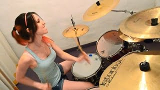 Cannibal Corpse - Hammer Smashed Face (Drum Cover by Nea Batera)
