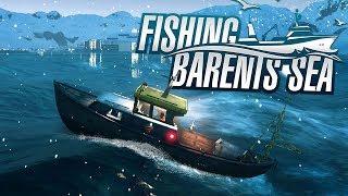 Fishing Barents Sea - Deep Sea Commercial Fishing Simulator! - Fishing Barents Sea Gameplay
