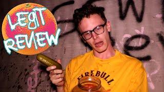 LEGIT FOOD REVIEW - Sewer Pickles