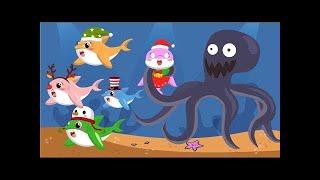 Baby Shark Dance Song Cartoon For Kids #6   Finger Family Toonen