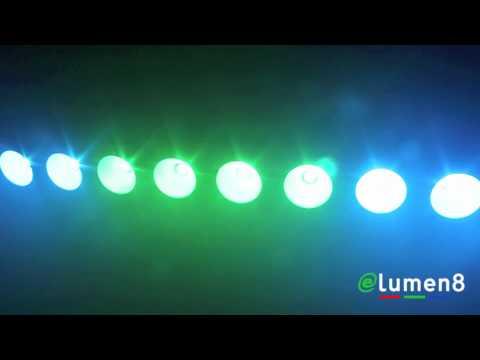eLumen8 Tri 8 Pixel Batten