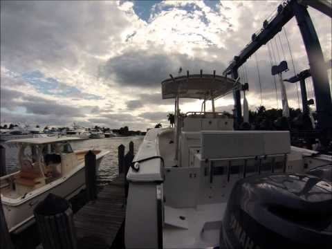 Marina One (Deerfield Beach) Forklift POV