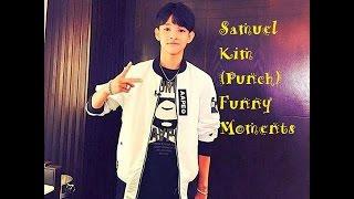 Funny Samuel Kim (Punch) Moments ft. Loli Kitty