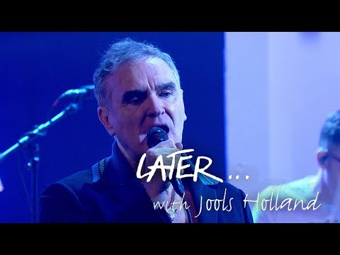 Morrissey - Spent The Day in Bed - Later… with Jools Holland - BBC Two