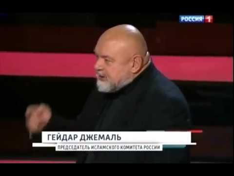 'Воскресный вечер' с Владимиром Соловьёвым 22-09-2013