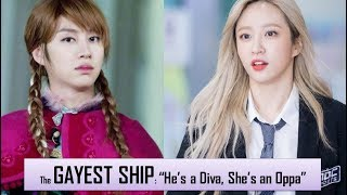 "Hani x Heechul Compilation (2015-2018) Part 2: ""The Gayest Ship"